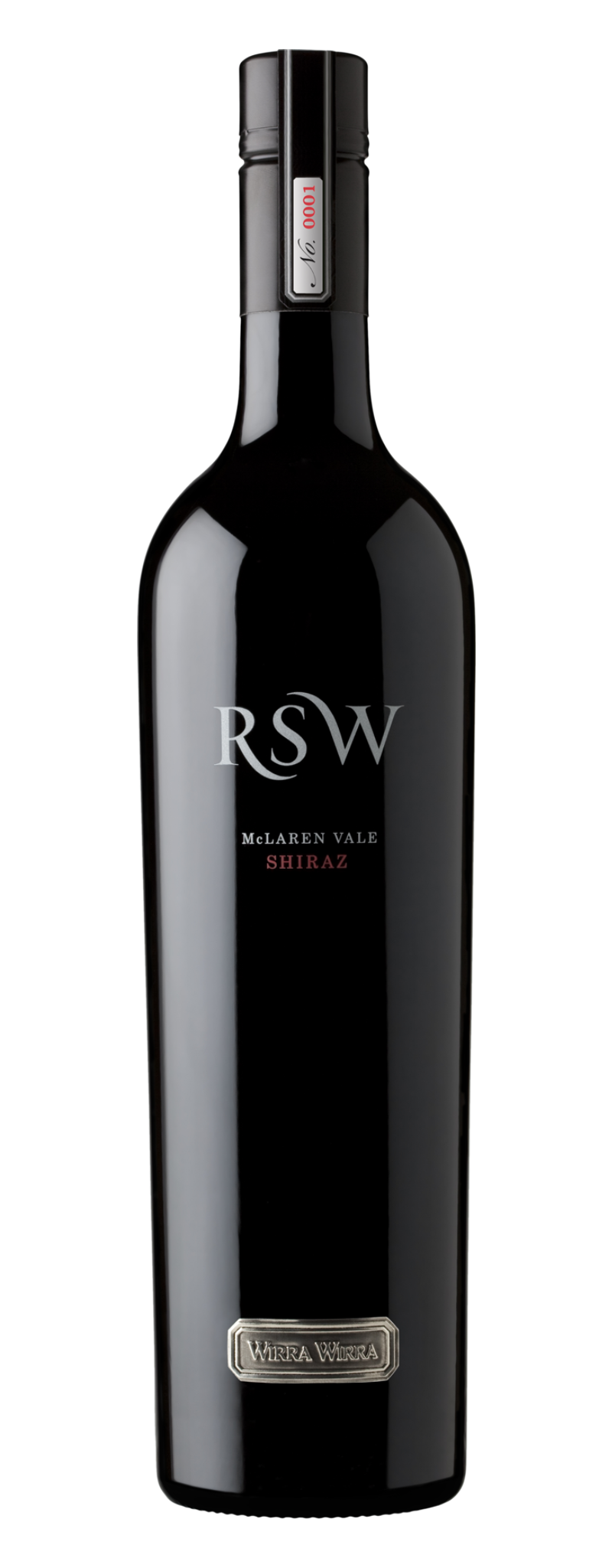 Wirra Wirra RSW Shiraz  - 750ml