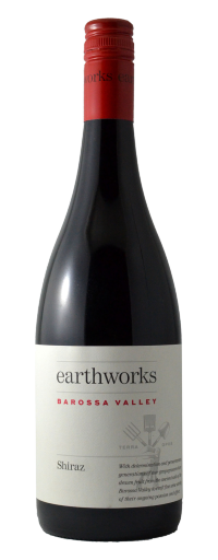 EarthWorks Shiraz  - 750ml