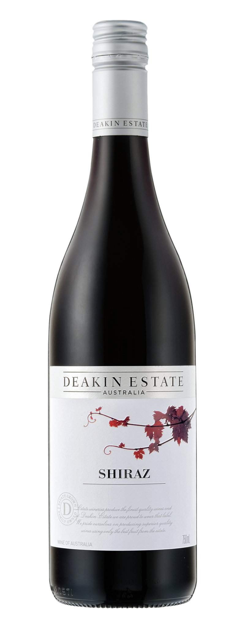 Deakin Estate Shiraz  - 750ml