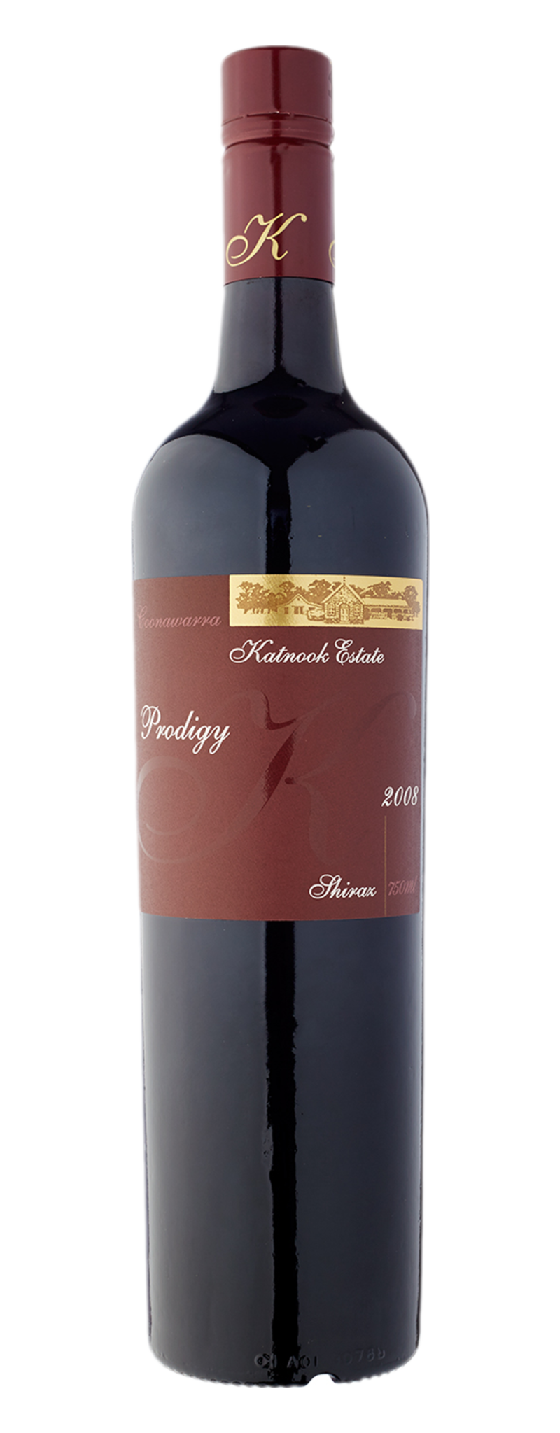 "Katnook ""Prodigy"" Shiraz  - 750ml"