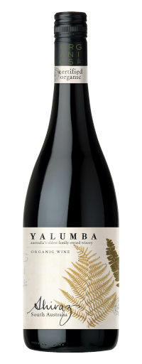 Yalumba Organic Riverland Shiraz  - 750ml
