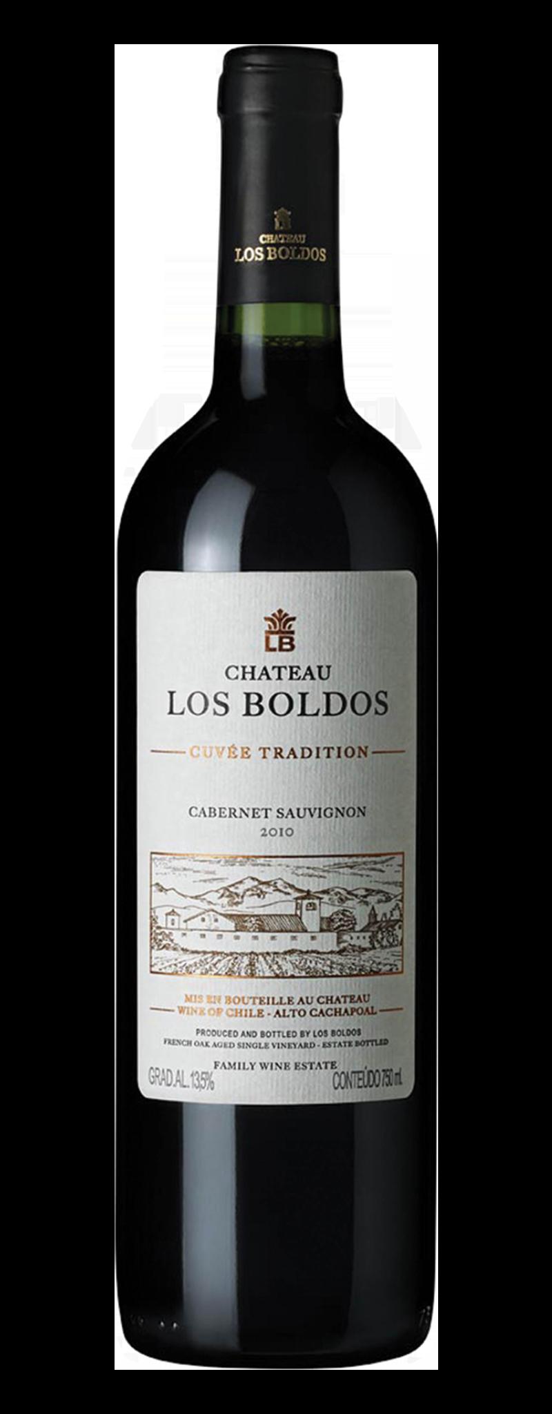 Château Los Boldos Cabernet Sauvignon  - 750ml