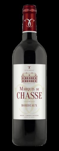 Marquis de Chasse Bordeaux Red  - 750ml