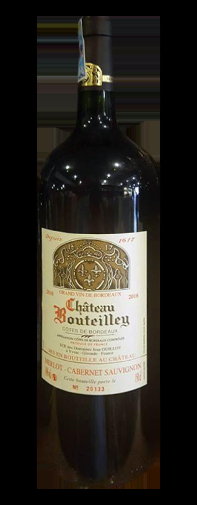 Chateau Bouteilley Premieres Cotes de Bordeaux  - 1.5L