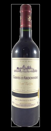 Domaine des Graves d'Ardonneau Blaye-Cotes de Bordeaux AOC Red  - 750ml