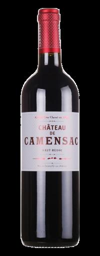 Château Camensac - Grand Cru Classé Médoc  - 750ml