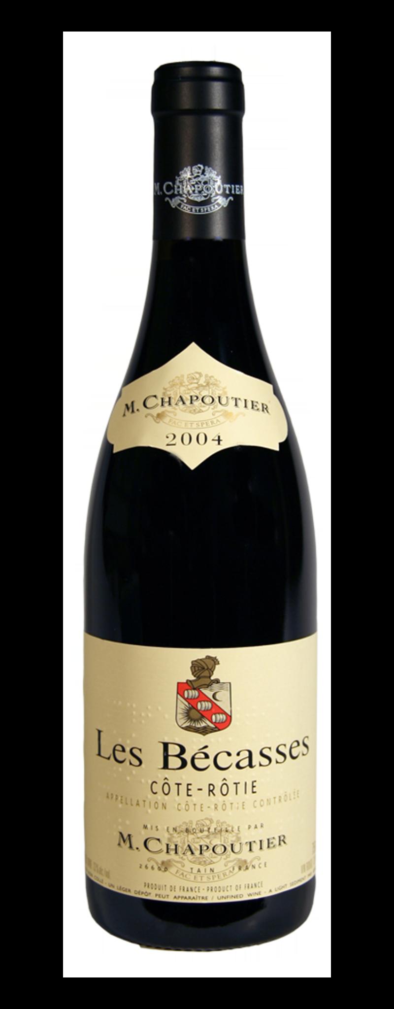 Michel Chapoutier - Côte Rotie Les Becasses  - 750ml