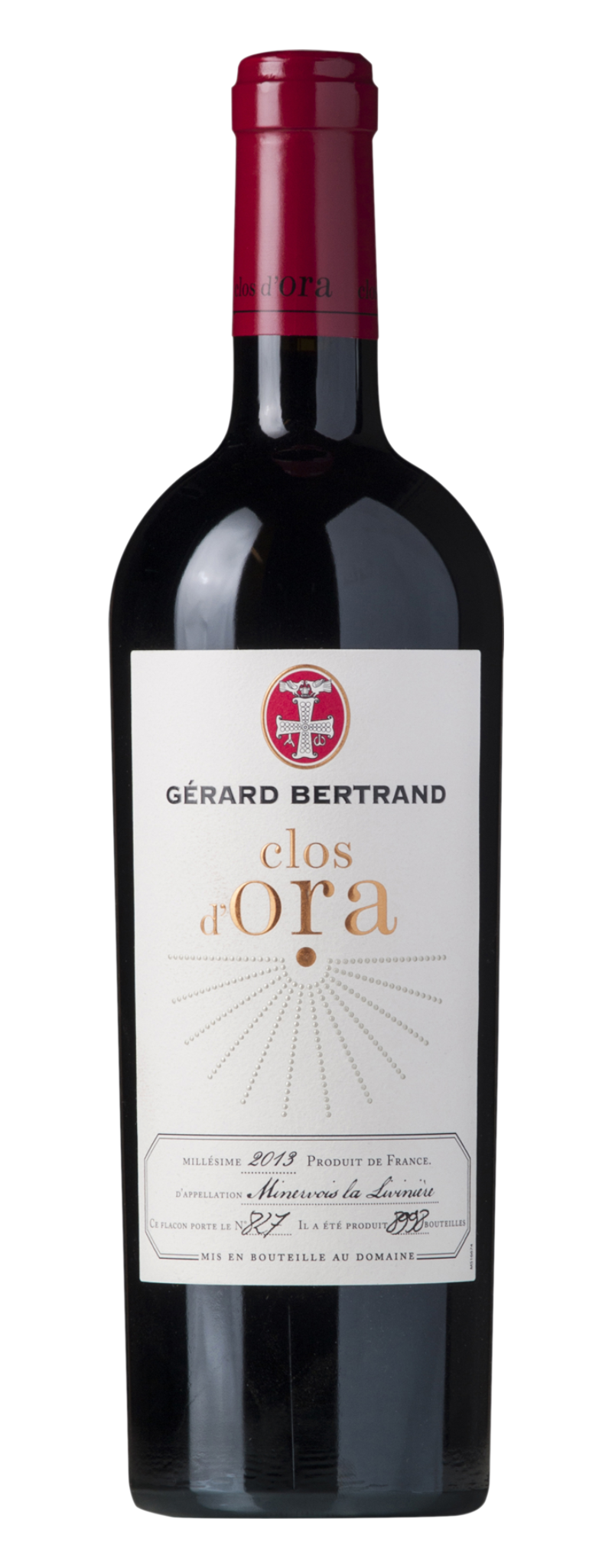 Gérard Bertrand - Clos d'Ora  - 750ml