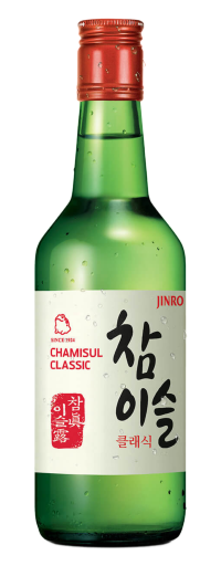 Chamisul Soju (Thùng 20 chai)  - 360ml
