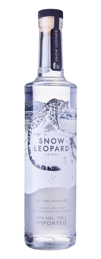Snow Leopard Luxury Vodka  - 700ml