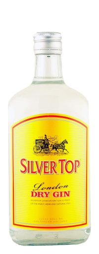 Bols Silver Top Gin  - 700ml