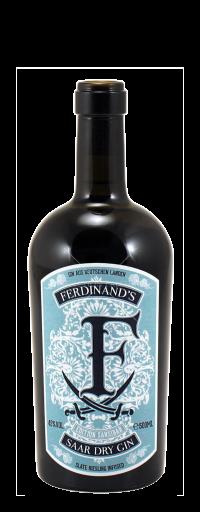 Ferdinand's Saar Dry Gin  - 500ml