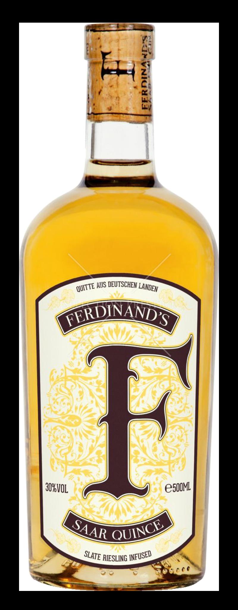 Ferdinand's Saar Quince Gin  - 500ml