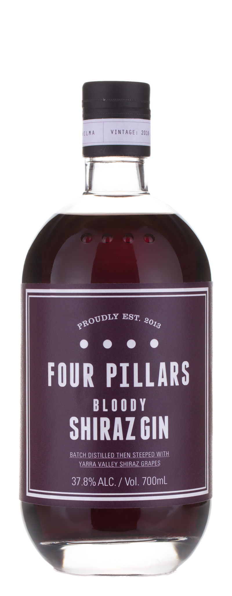 Four Pillars Bloody Shiraz Gin  - 700ml