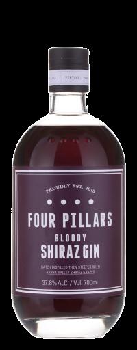 Four Pillars Bloody Shiraz Gin  - 700ml