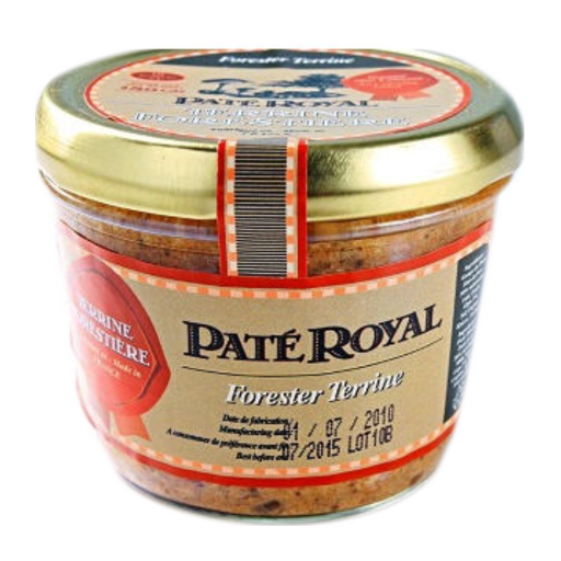 Pate Royal Pure Pork Rillettes 180g