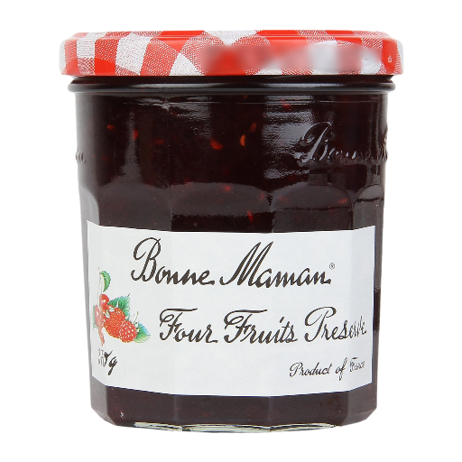 Bonne Maman Jam Blackberry 370g