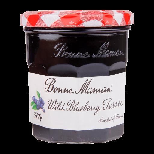 Bonne Maman Jam Wild Blueberry 370g