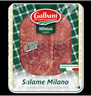 Presliced 300g Salami Milano