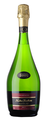 Nicolas Feuillatte Cuvée 225 (with box)  - 750ml