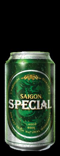 Sai Gon Special (thùng 24 lon)  - 330ml