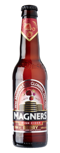 Magners Berry Cider (thùng 24 chai)  - 330ml