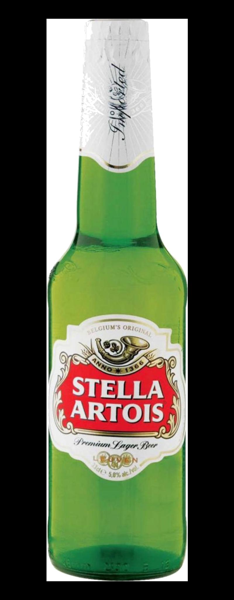 Stella Atois Beer ( thùng 24 chai )  - 330ml