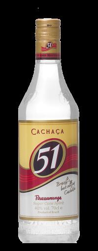 Cachaca 51  - 700ml