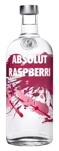 Absolut ASBERRY  - 750ml