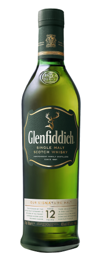 Glenfidich 12 yo  - 750ml