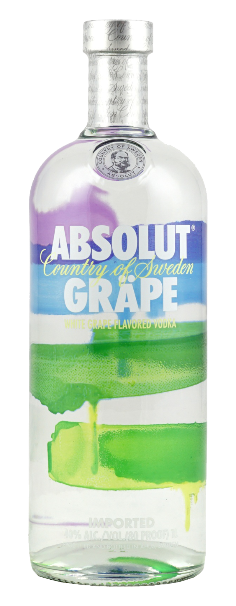 Absolut Gräpe  - 750ml