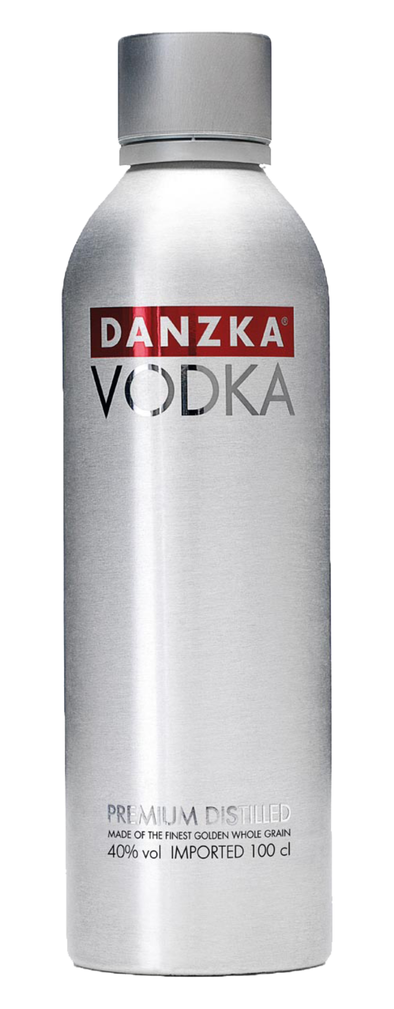 Vodka Danzka (Vodka Nhôm) - 75cl  - 750ml