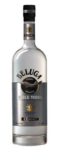 Beluga Noble Vodka, 75 cl  - 750ml