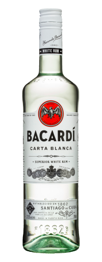 Bacardi light  - 750ml