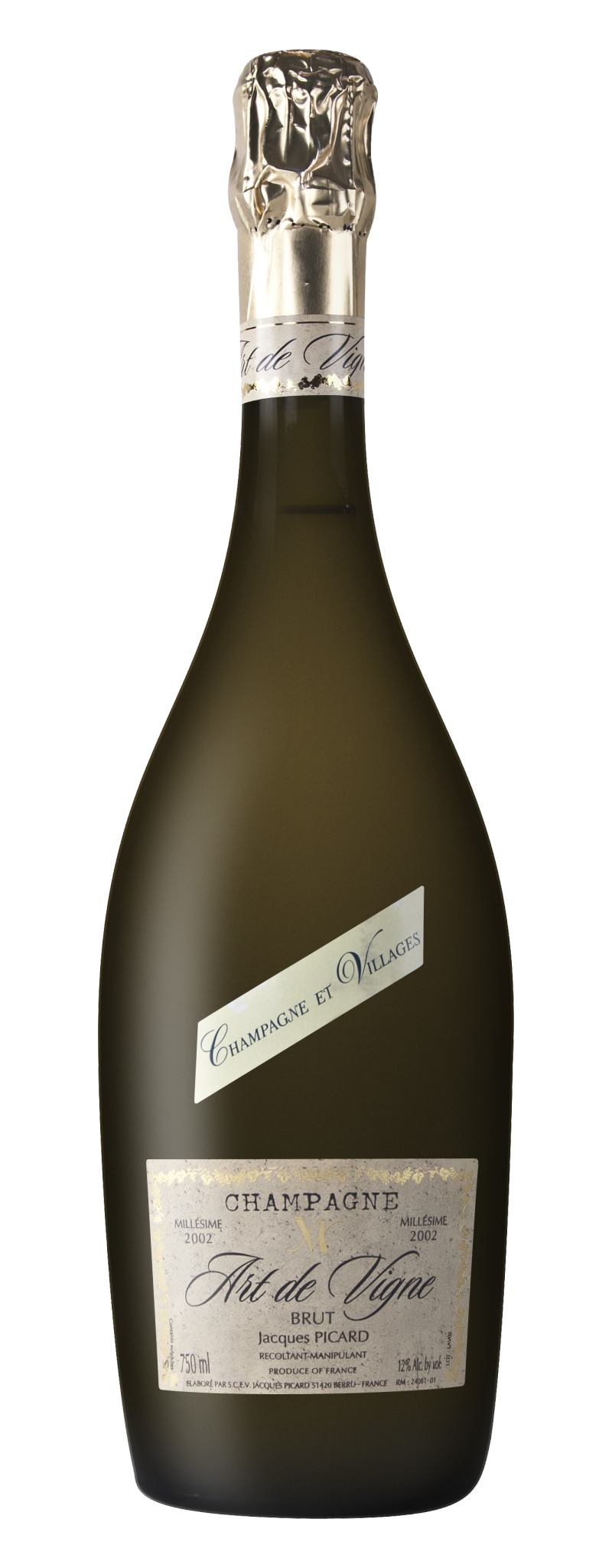Jacques Picard Champagne - 37,5 cl  - 375ml