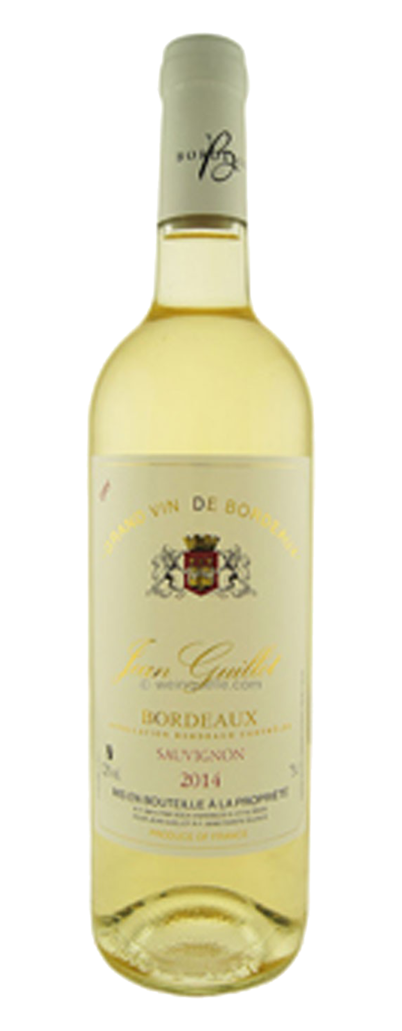 Jean Guillot Sauvignon Blanc  - 750ml