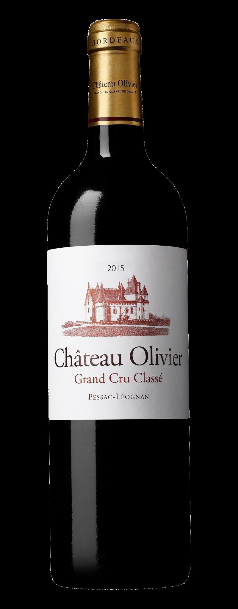 Château Olivier - Grand Cru Classé Pessac-Léognan  - 750ml