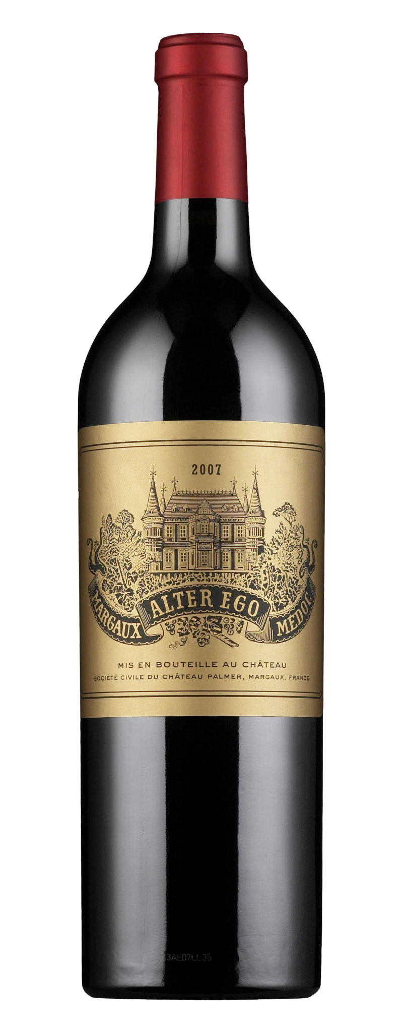 Alter Ego de Palmer 2015 - Margaux  - 750ml