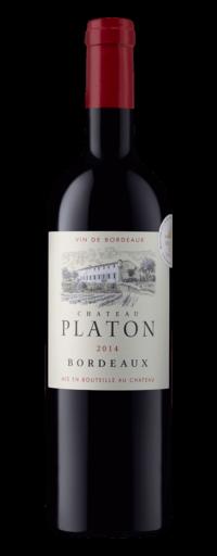 Château Platon Bordeaux  - 750ml