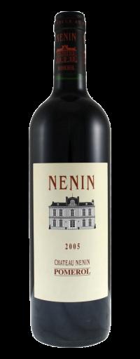 Château Nenin - Pomerol  - 750ml