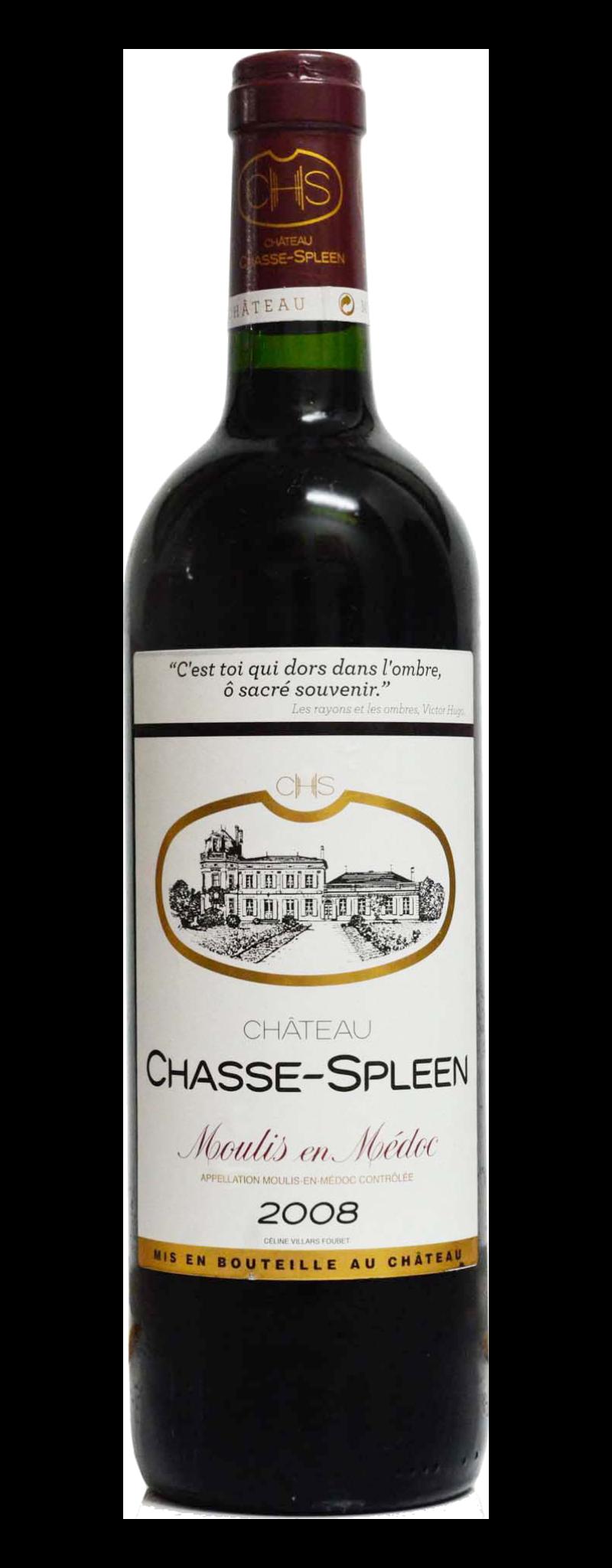Château Chasse Spleen - Moulis en Médoc  - 750ml