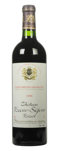 Chateau Beau-Sejour Becot - 2007  - 750ml