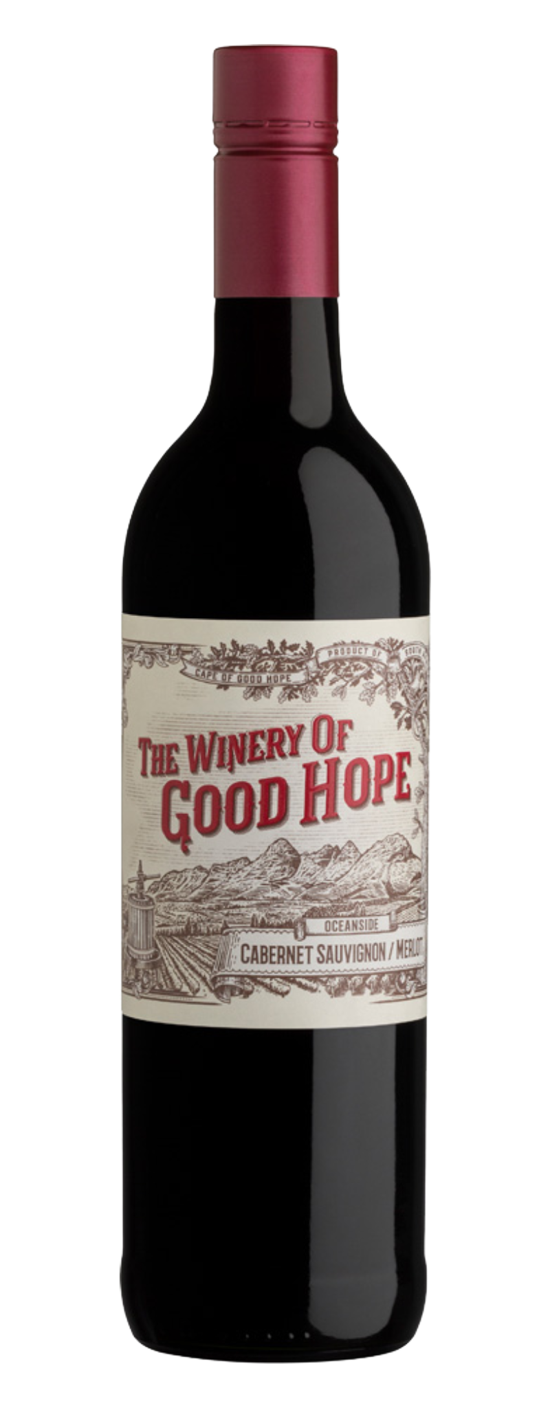 The Winery of Good Hope Cabernet Sauvignon - Merlot  - 750ml