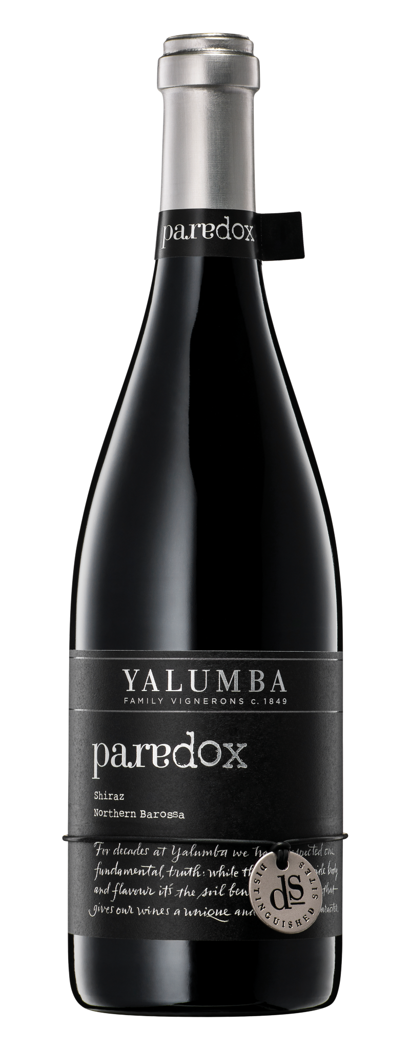 "Yalumba ""Paradox"" Shiraz  - 750ml"