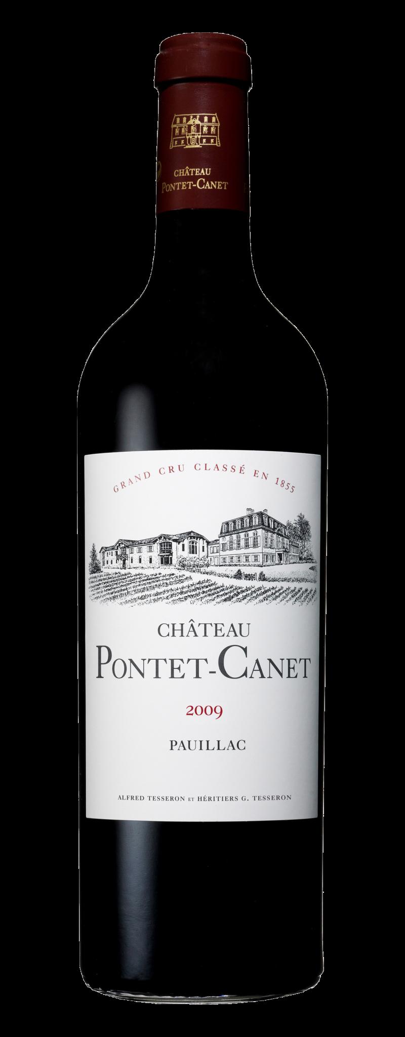 Château Pontet Canet - Pauillac-2012  - 750ml