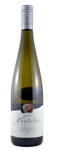 Nautilus Pinot Gris  - 750ml