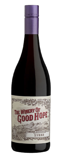The Winery of Good Hope Mountainside Shiraz  - 750ml