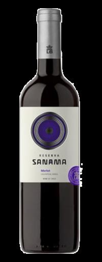 Sanama Merlot  - 750ml