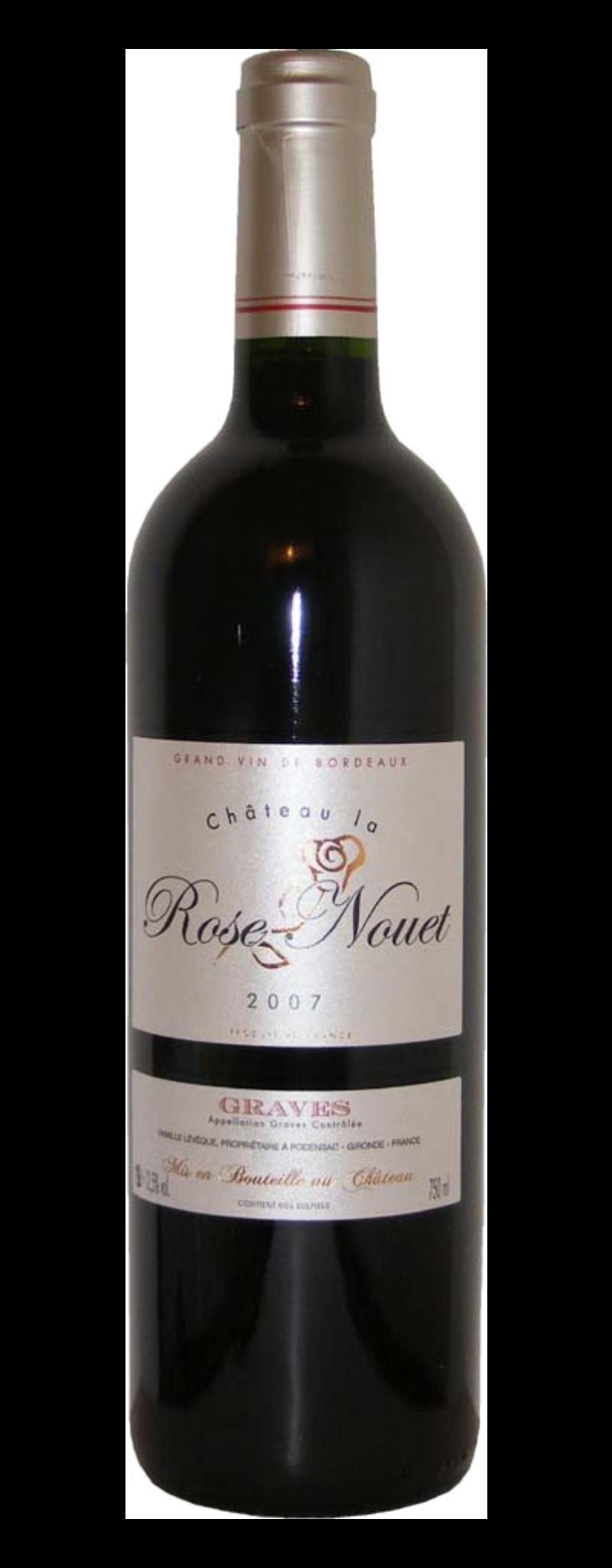 Château La Rose Nouet - Graves  - 750ml