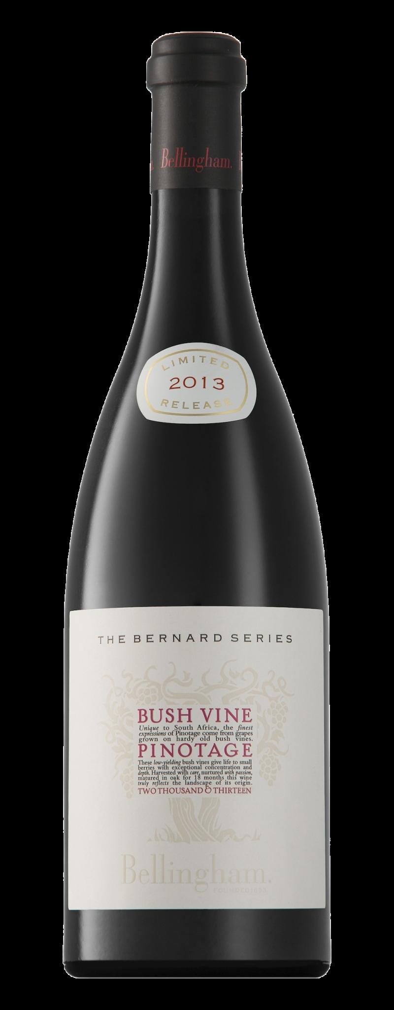 Bernard Series Pinotage  - 750ml